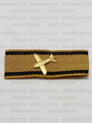 Replica of Aircraft Destruction Badge in Gold (WWII German Badges) for Sale (by ww2onlineshop.com)