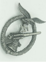 Anti-Aircraft Flak Battle Badge (Flak-Kampfabzeichen der Luftwaffe)