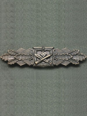 Replica of Close Combat Clasp in Bronze (WWII German Badges) for Sale (by ww2onlineshop.com)