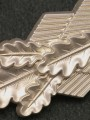 Replica of Close Combat Clasp in Silver (WWII German Badges) for Sale (by ww2onlineshop.com)