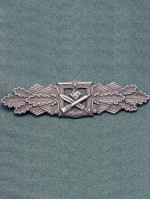 Close Combat Clasp in Silver(Antique Finish)
