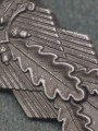Replica of Close Combat Clasp in Silver(Antique Finish) (WWII German Badges) for Sale (by ww2onlineshop.com)
