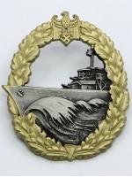 Destroyer War Badge (Zerstörerkriegsabzeichen)