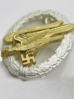 German Armed Forces Parachutist Badge (Fallschirmspringerabzeichen)