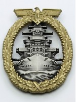 High Seas Fleet Badge (Das Flottenkriegsabzeichen)