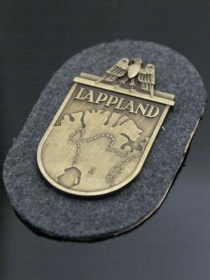 Replica of Lappland Shield (German: Lapplandschild) (WWII German Badges) for Sale (by ww2onlineshop.com)
