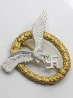 Pilot/Observer Badge (Flugzeugführer- und Beobachterabzeichen)