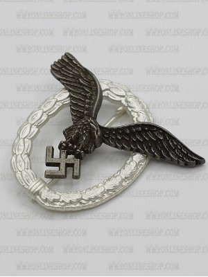 Replica of Pilotenabzeichen - Luftwaffe Pilot s Badge (WWII German Badges) for Sale (by ww2onlineshop.com)