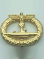 U-boat War Badge (U-Boots-Kriegsabzeichen)
