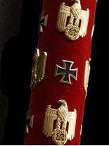 Field Marshal Baton for Erwin Rommel (Marschallstab)