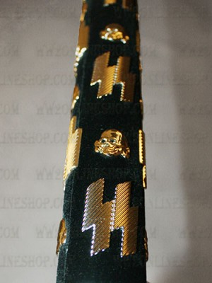 Replica of Field Marshal Baton for Reinhard Heydrich (Marschallstab) (German Marschallstab) for Sale (by ww2onlineshop.com)