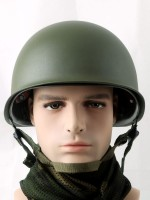WWII United States Military M1 Combat Helmet