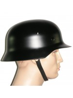 WW2 German M35 Steel Helmet in Black