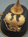 Replica of Baverian Officers Pickelhaube Helmet (Toy) (Caps) for Sale (by ww2onlineshop.com)