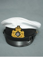 First World War German Navy Officer's Visor Cap