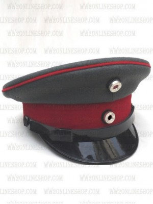 Replica of German WWI NCO Cap of the Infantry Regiments (Caps) for Sale (by ww2onlineshop.com)