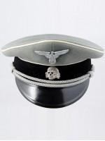 German WWII Waffen SS Visor Cap