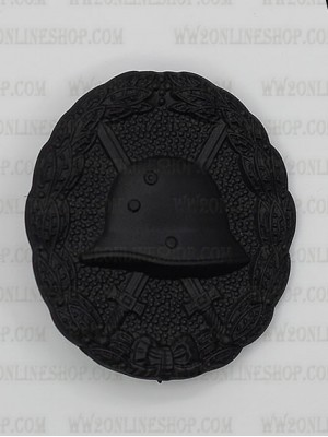 Replica of First War 1918 Wound Badge in Black (Verwundetenabzeichen) (WWI Medals & Awards) for Sale (by ww2onlineshop.com)
