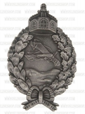 Replica of German Imperial Army Pilot Badge (WWI Medals & Awards) for Sale (by ww2onlineshop.com)