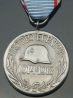 Hungary WWI Commemorative Medal