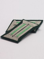 Heer Officer Collar Tabs(Mountain Troop)