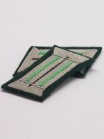 Heer Officer Collar Tabs(Mountain Troop)