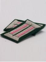 Heer Officer Collar Tabs(Panzer)