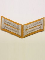 Heer Officer Waffenrock Collar Tabs(Cavalry)