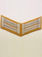 Heer Officer Waffenrock Collar Tabs(Cavalry)