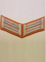 Heer Officer Waffenrock Collar Tabs(Gendarmerie)