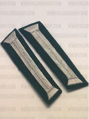Replica of Infantry Regiment Grossdeutschland NCO Collar Tabs (German Collar Tabs) for Sale (by ww2onlineshop.com)