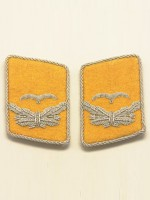 Luftwaffe 2nd Lt Collar Tabs