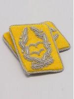 Luftwaffe Lt Col. Collar Tabs