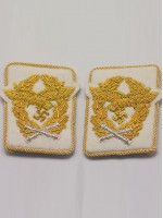 Luftwaffe Marshal Collar Tabs