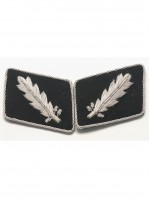 SS Col.(SS Standarfuhrer) Collar Tabs