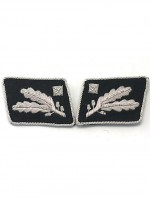 SS Major General.(SS Brigadefuhrer) Collar Tabs prior to 1942