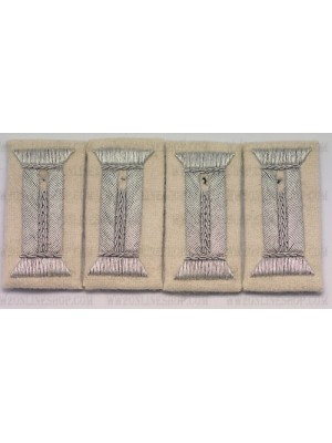 Replica of Infantry Officer Waffenrock Cuff Tabs(2 Pairs) (Other Insignia) for Sale (by ww2onlineshop.com)