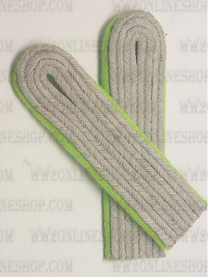 Replica of Company Grade Officer Shoulder Boards(Gebirgsjager) (German Shoulder Boards) for Sale (by ww2onlineshop.com)