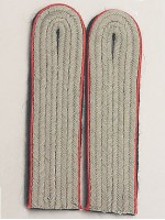 SS Company Grade Officer Shoulder Boards(Artillery)