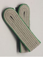 SS Company Grade Officer Shoulder Boards(Gebirgsjager)