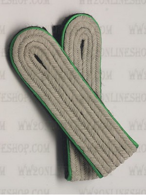 Replica of SS Company Grade Officer Shoulder Boards(Gebirgsjager) (German Shoulder Boards) for Sale (by ww2onlineshop.com)