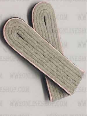 Replica of SS Company Grade Officer Shoulder Boards(Panzer) (German Shoulder Boards) for Sale (by ww2onlineshop.com)