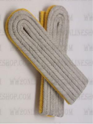 Replica of WW2 German 2nd Lt----Captain Shoulder Boards(Luftwaffe/Cavalry) (German Shoulder Boards) for Sale (by ww2onlineshop.com)
