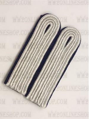 Replica of WW2 German Ensign---Lt. Shoulder Boards(Kriegsmarine) (German Shoulder Boards) for Sale (by ww2onlineshop.com)