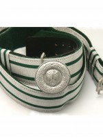 Heer Officer's Brocade Belt & Buckle