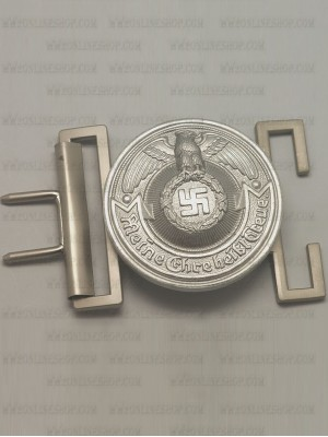 Replica of SS Officer Buckle (German Belt&Buckles) for Sale (by ww2onlineshop.com)