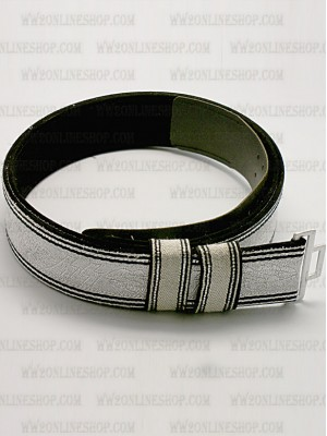 Replica of SS Officer s Brocade Belt (German Belt&Buckles) for Sale (by ww2onlineshop.com)