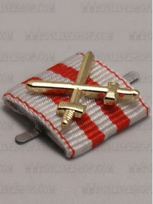 Replica of Austrian War Commemorative Medal with Swords (Ribbon Bars Devices) for Sale (by ww2onlineshop.com)
