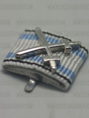 Replica of Bavarian Merit Cross 4th Class with Swords (Ribbon Bars Devices) for Sale (by ww2onlineshop.com)