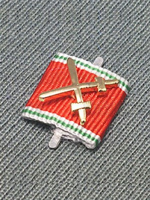 Replica of Bulgarian WWI Commemorative Medals with Swords (Ribbon Bars Devices) for Sale (by ww2onlineshop.com)